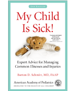 My Child Is Sick Book Cover