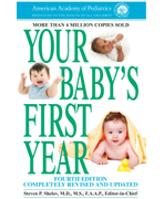 Your Baby's First Year Book Cover